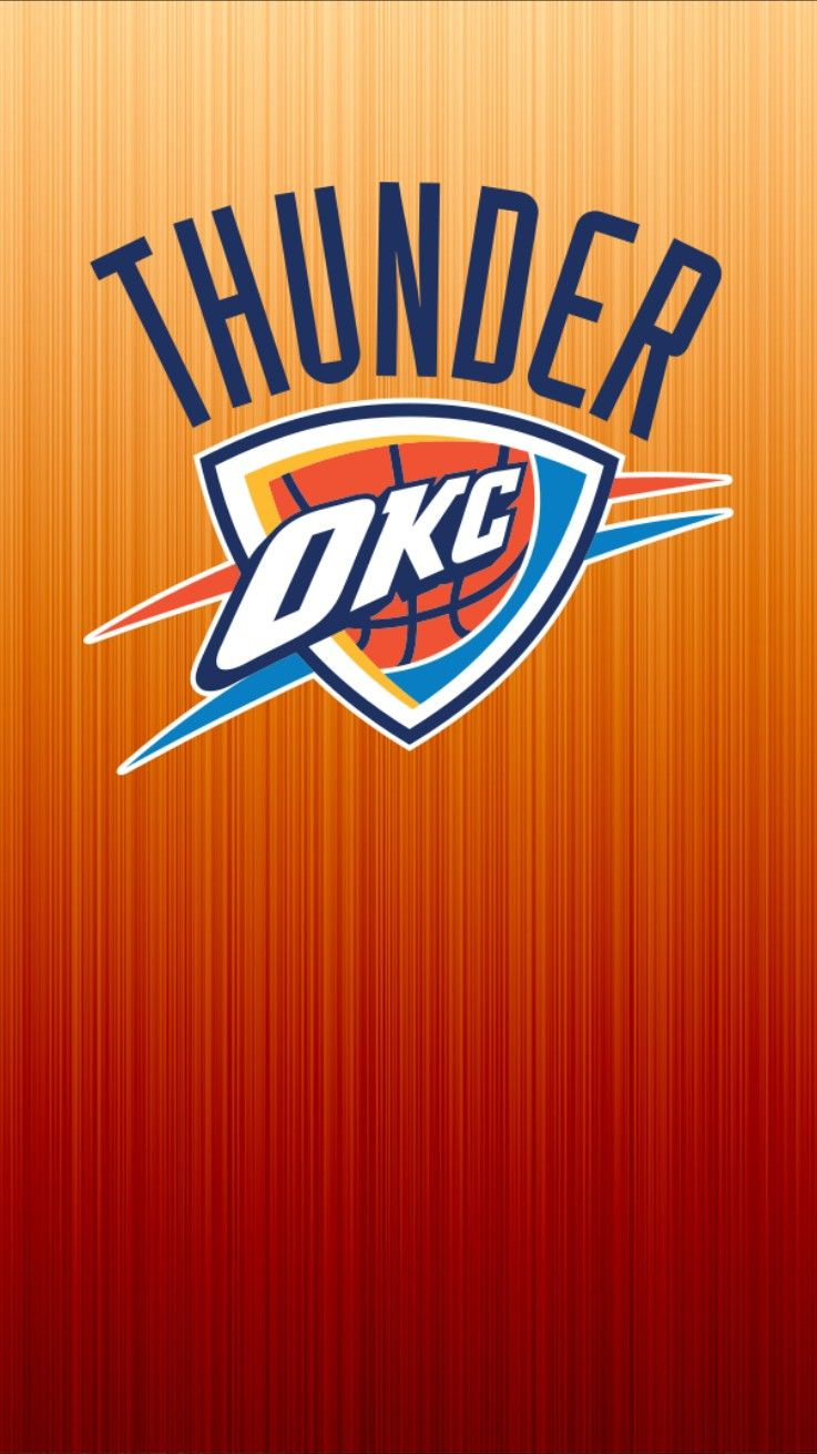 Okc Oklahoma Thunder Wallpaper Iphone Android Basketball