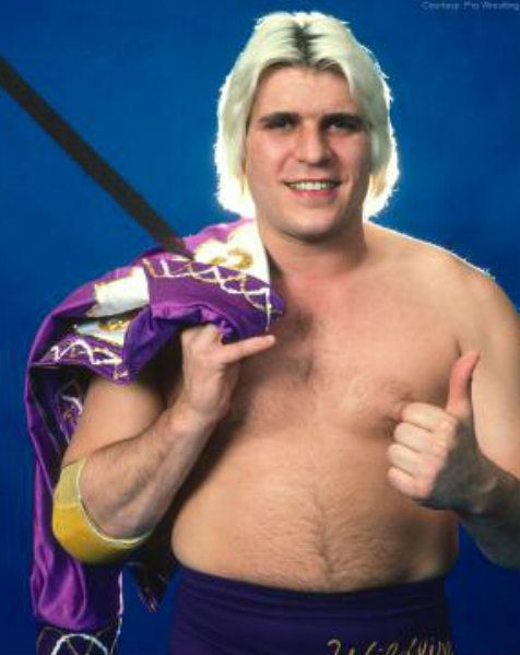 Tommy Rich Memphis Wrestling