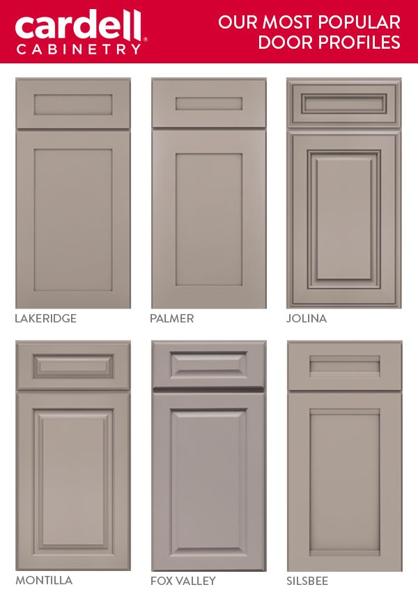 Cardell Cabinetry Has Kitchen Cabinet Door Styles For Every Taste