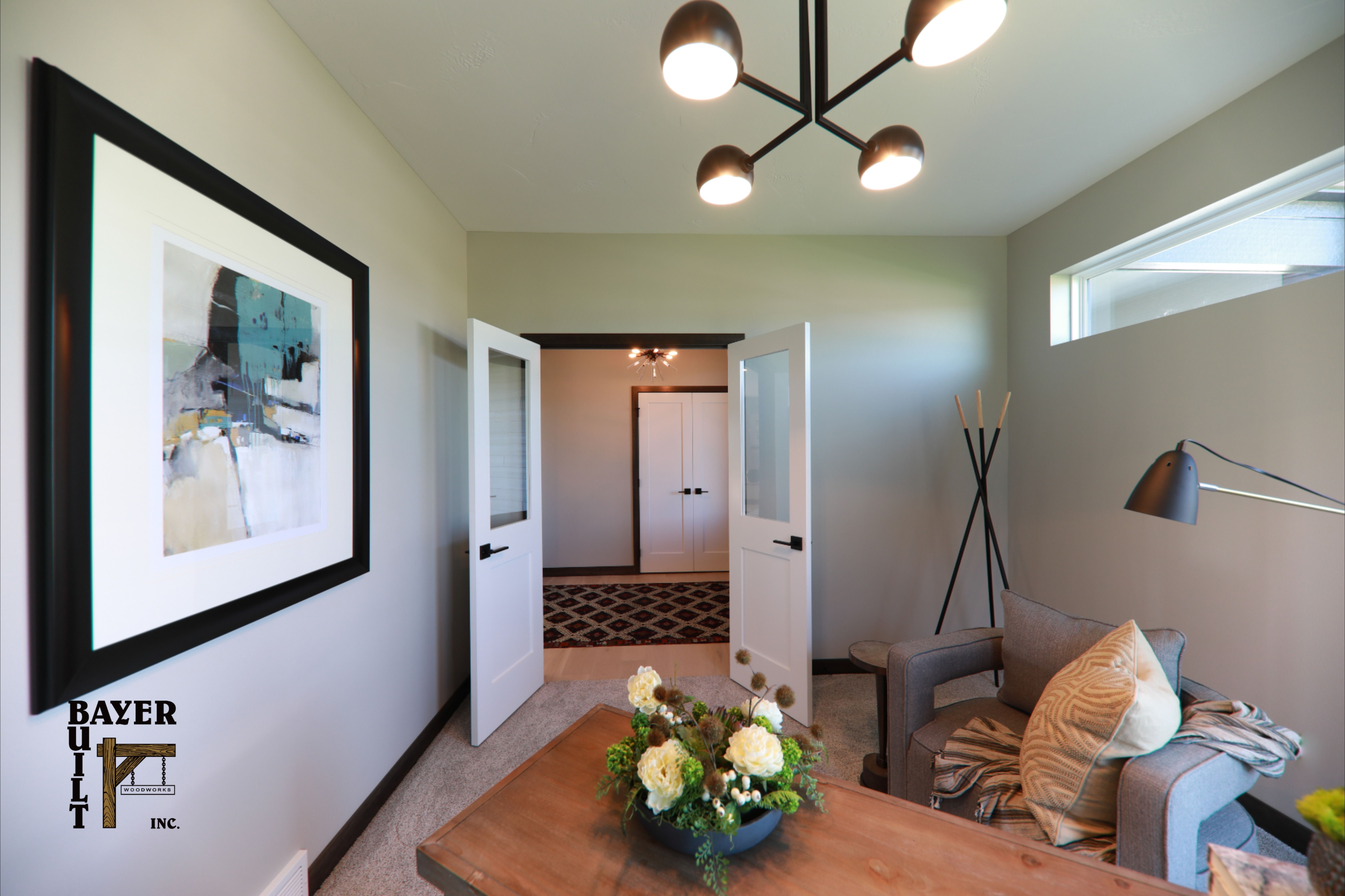 Home Offices Can Be Productive When In 2020 French Doors Home Doors Interior