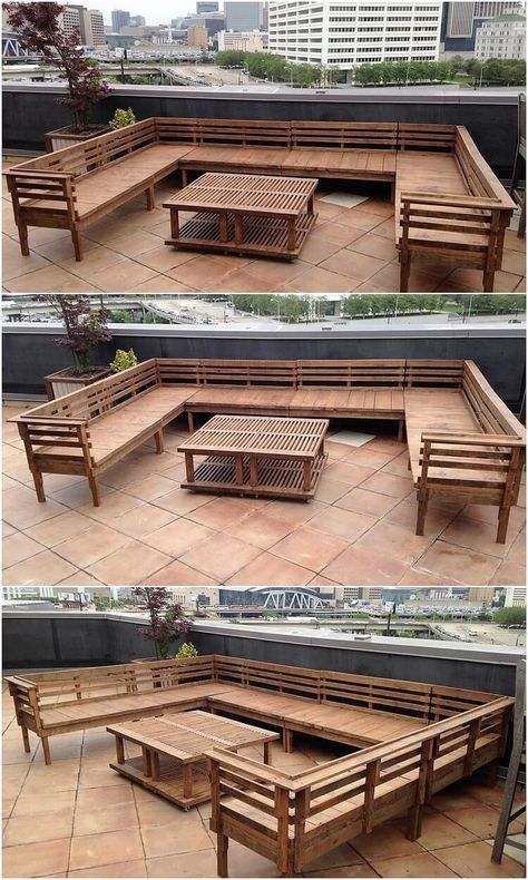 Best Tips to Reuse Wasted Wood Pallets #diypalletfurniture