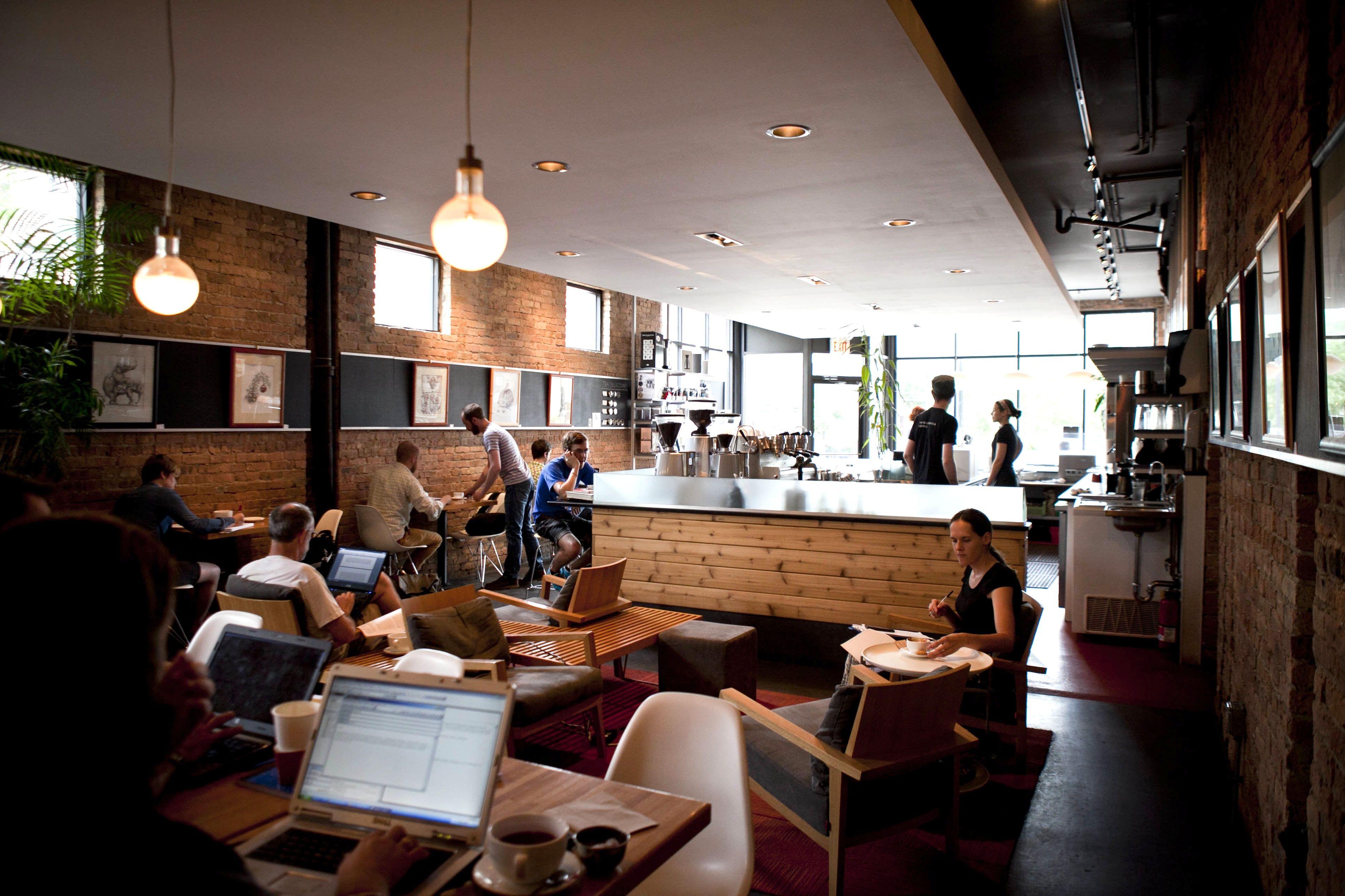 Resultado De Imagen Para Coffee Shop Lounge