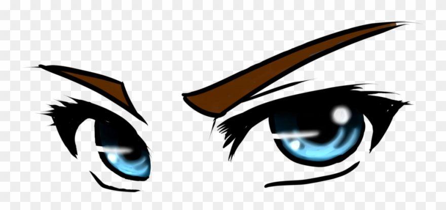 Angry Anime Eyes Png Anime Eyes Eye Illustration Cartoon Eyes