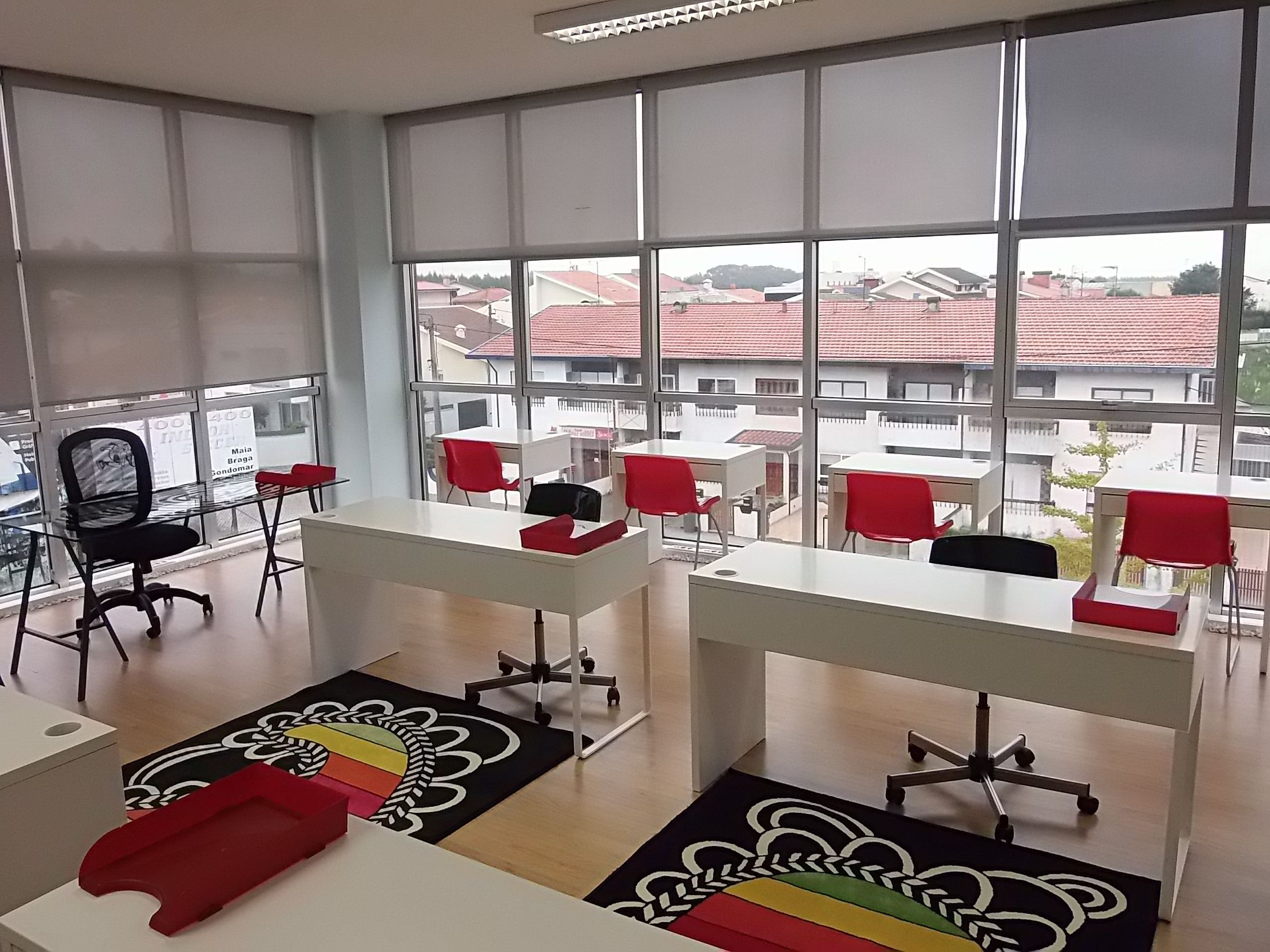 Businessbox lds coworking space in maia porto portugal spaces parisarafo Gallery