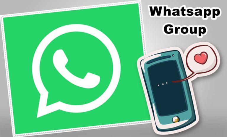 How to Join & Share WhatsApp group Linksmin Whatsapp