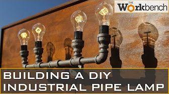 Pipe Lighting Diy Youtube Diy Pipe Lighting Pipe Lighting