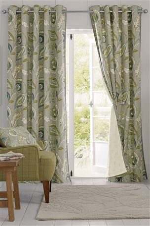 Buy Smart Artisan Eyelet Curtains From The Next UK Online Shop Cotton CurtainsLiving Room