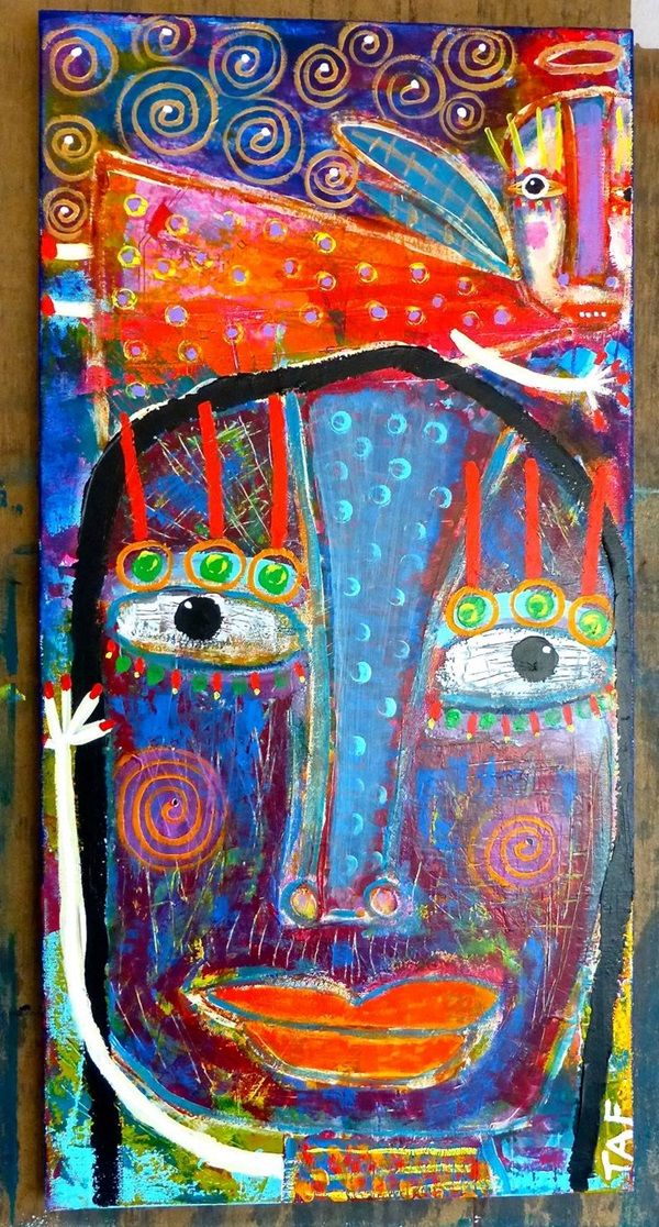 Photo of 40 Beautiful Outsider art Examples – Bored Art