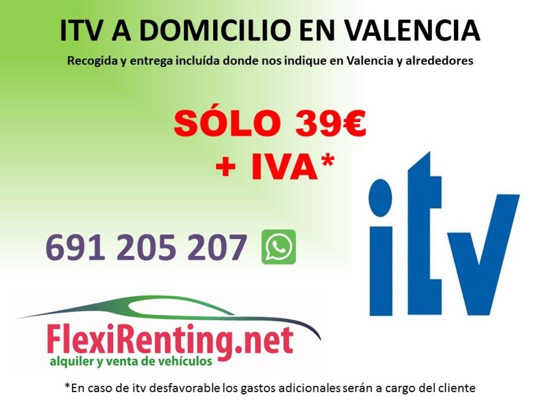 Llama Ya Te Pasamos La Itv A Domicilio En Valencia X Solo 39 Ios Messenger