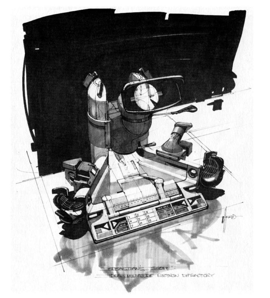 #ClippedOnIssuu from Blade Runner Sketchbook (1982)