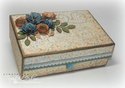 box by Tamytha Jenkins