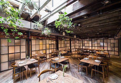 The Gorbals, A Celebrity Chef Restaurant for Williamsburg - new blueprint brooklyn menu
