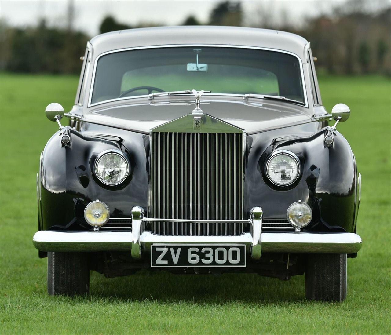 1962 Rolls Royce Silver Cloud Ii Rolls Royce Rolls Royce