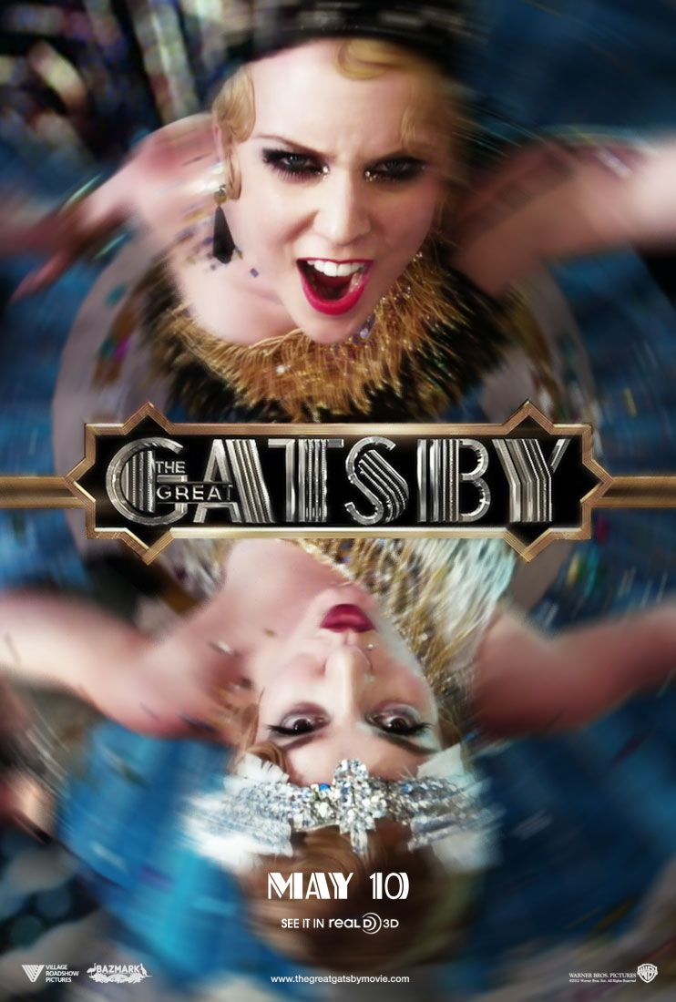 Baz luhrmanns the great gatsby film posters gatsby