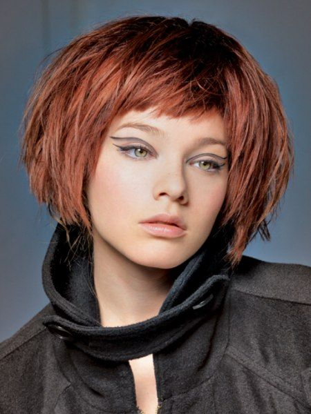 Hair cut to work with your individual features and
