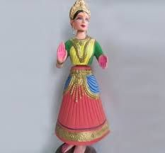 kondapalli dancing doll from andhra pradesh