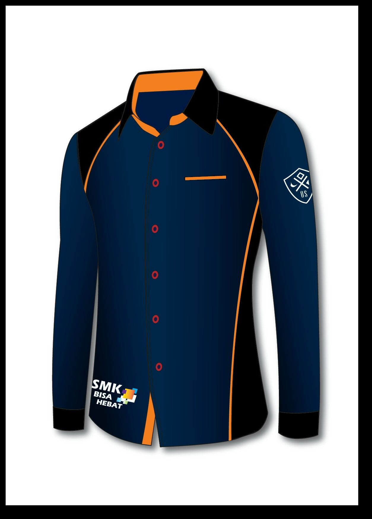 5fe1cf9b0ea Pdh design Highschool student's organization uniform Sajid Khan, Mens  Designer Shirts, African Shirts,