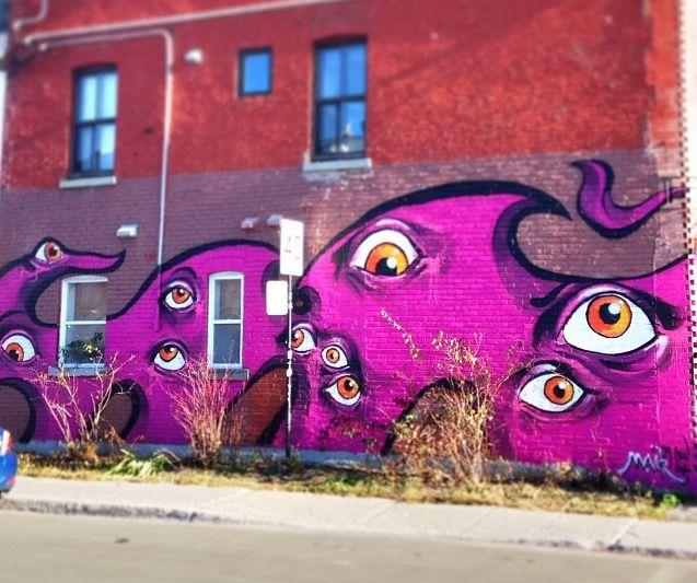 by Maik, Montréal, 2014 (LP)