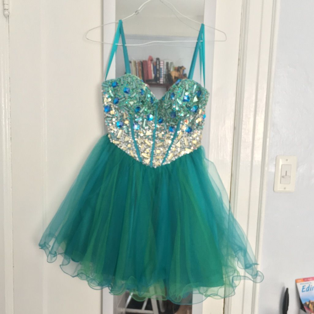 Turquoise dave and johnny short homecoming turquoise and products