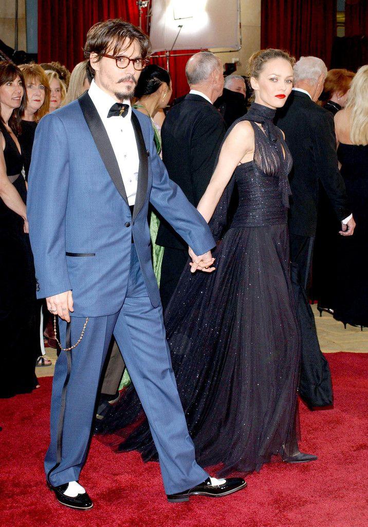 Vanessa Paradis Photos: A Look Back: Johnny Depp and Vanessa Paradis