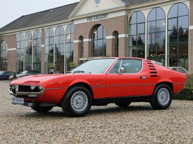 Alfa Romeo Montreal V8.