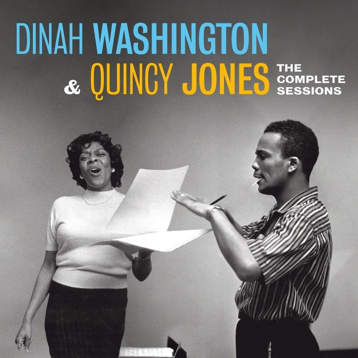 Dinah Washington & Quincy Jones The Complete Sessions
