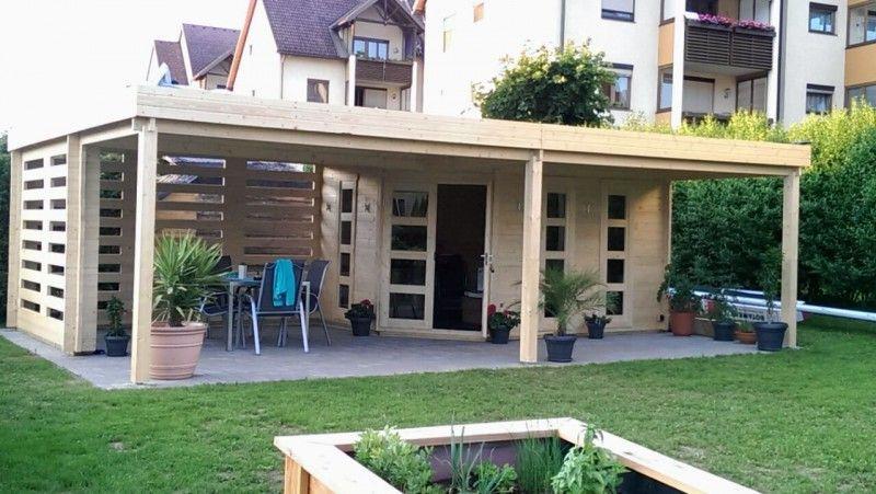 Gartenhaus Panama40 (met afbeeldingen) Tuinhuis