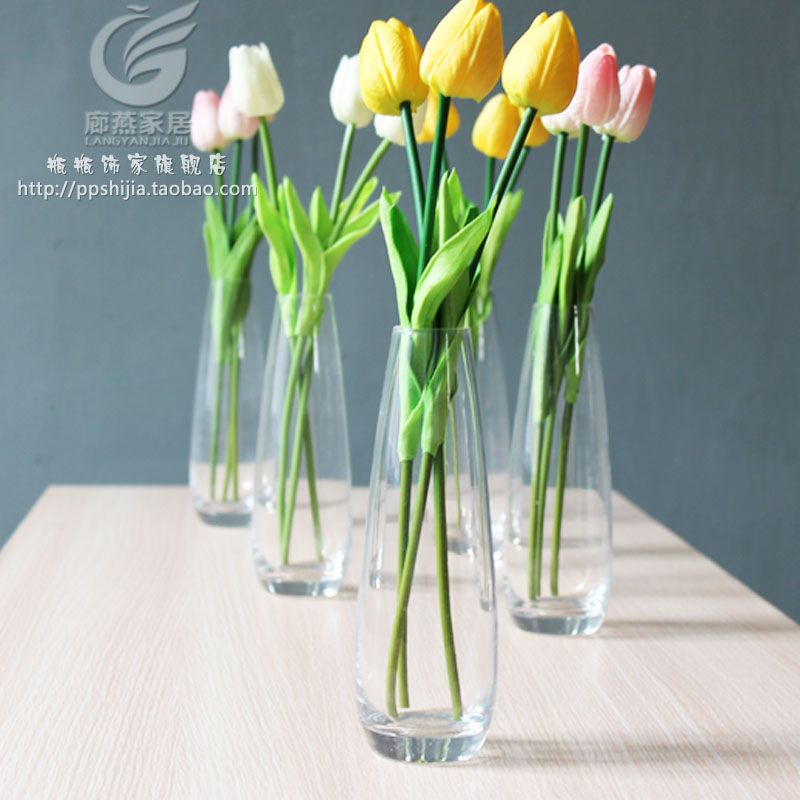 Cheap Flower Vase Plastic Buy Quality Vase Metal Directly From China Flower Vase Shapes Suppliers H J 50ml Imprison Double He Soft Decoration Small Vase Vase