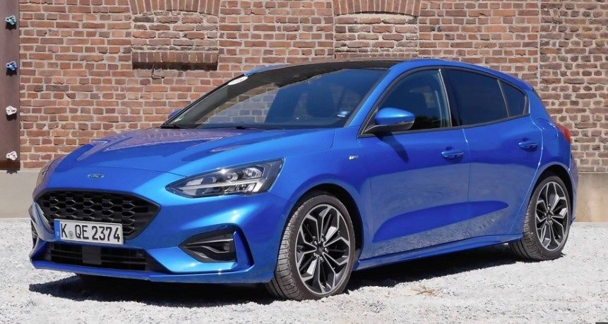 2019 Ford Focus St Release Date Specs Engine Changes Mit