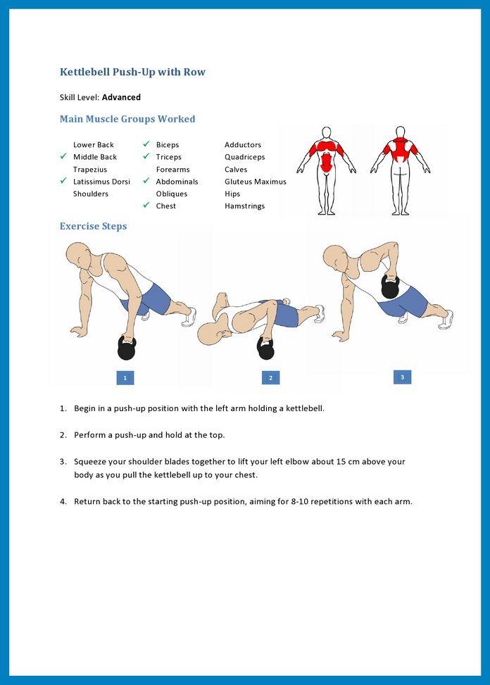 kettlebell træning