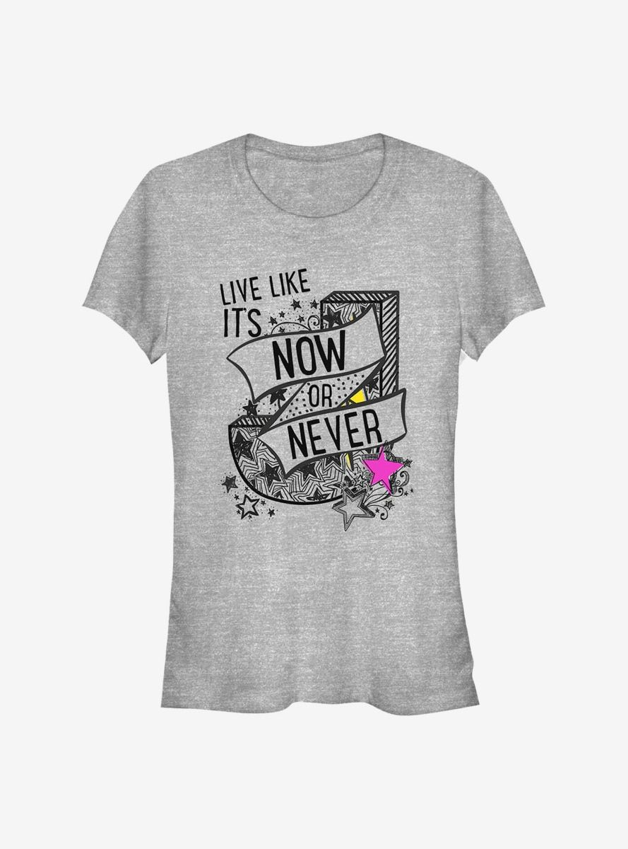 Julie And The Phantoms Now Or Never Girls T-Shirt