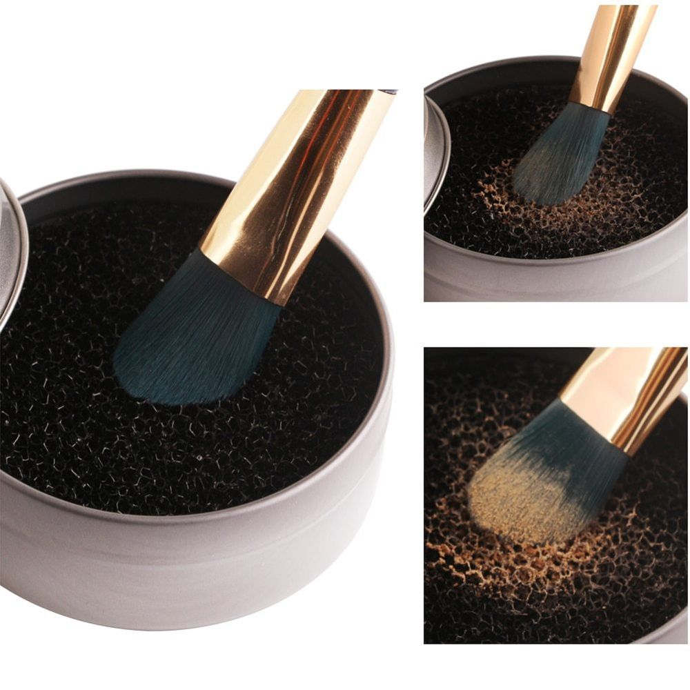Brush Cleaner Eyeshadow Sponge Shadow Switch Solo Color