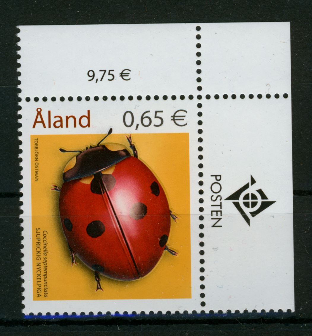 Land Ladybug Stamp