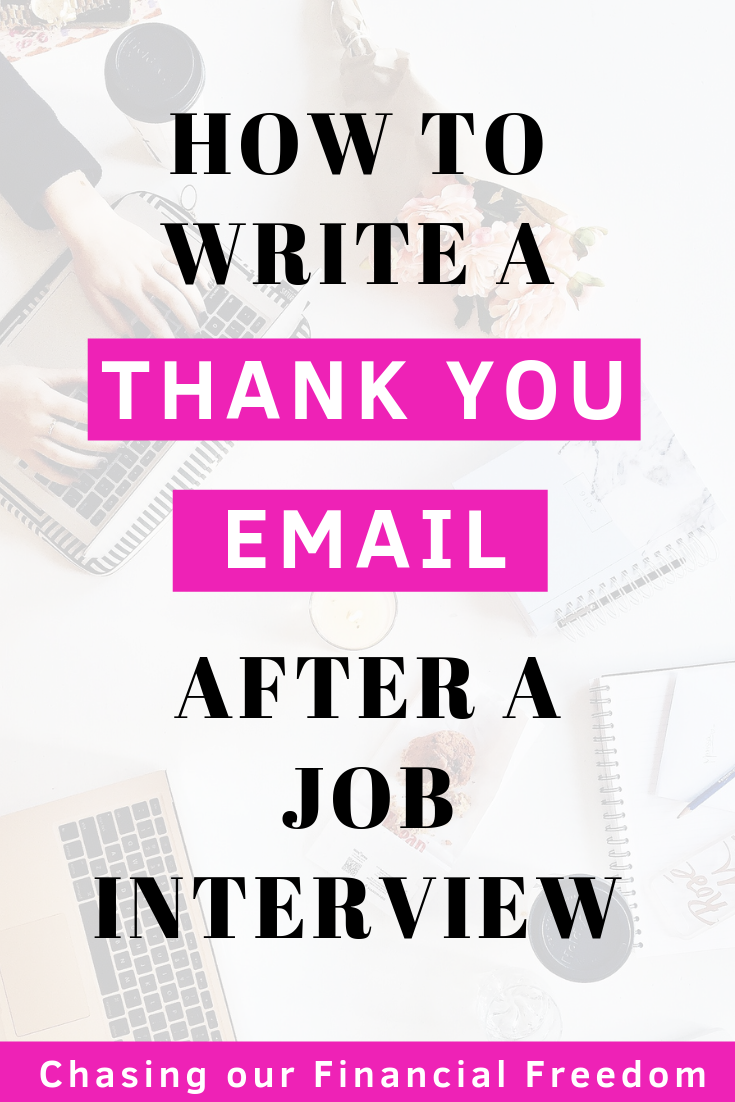 thank you email after job interview summary statement for career change skills & abilities in cv creating a resume word