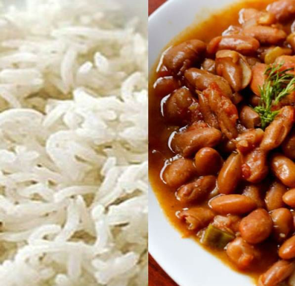 Rajma Masala With Steamed Basmati Rice    Spicy Red kidney Beans with steamed Basmati Rice (combo pack) No refrigeration required Shelf Stable for one year minimum Heat and serve  Perfect for Late Night Dinners Lunches Travel Dormitories/Schools Camping Anytime Home Cooking