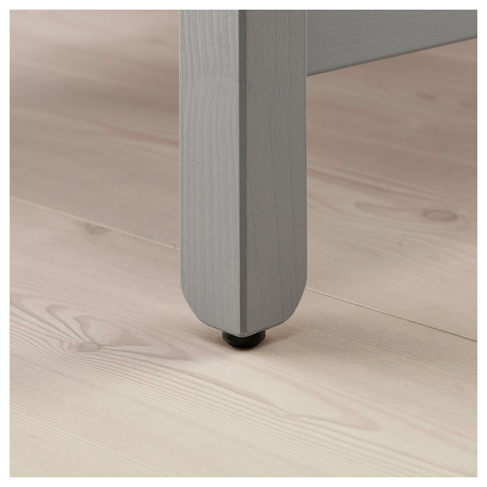 Ikea Havsta Console Table Gray