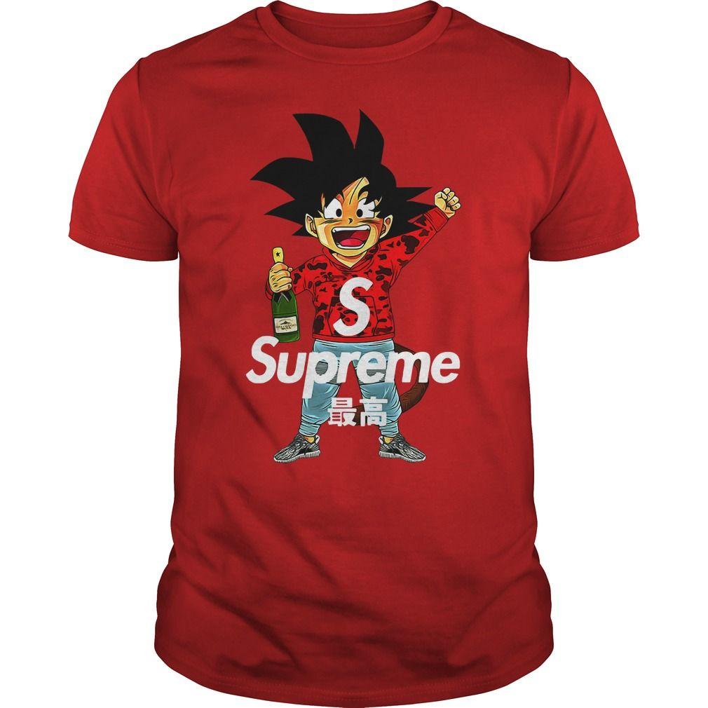 beae11b2b2bb ... t shirts for men and women. Dragon ball Z: Goku supreme shirt of what's  included in the Season Pass/DLC