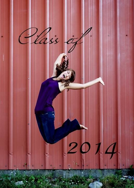 A fun Senior Picture idea :) (Jane Harris Photography)