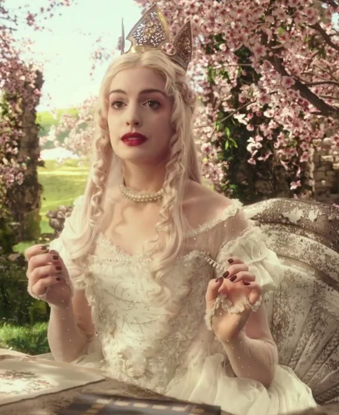 how to make white queen alice in wonderland costume