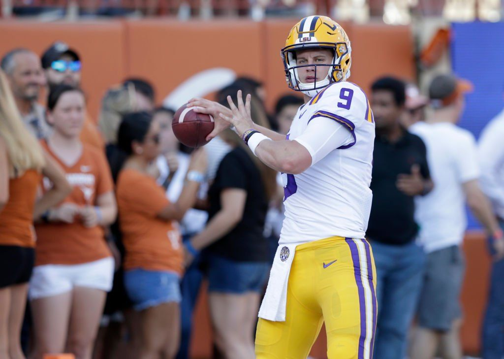 LSU Looking Like A Real Threat To Alabama After Big Win