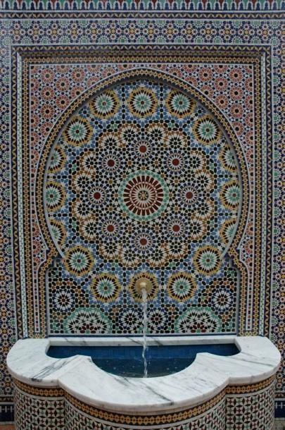 Zillij Moroccan Mosaic Tile Designs