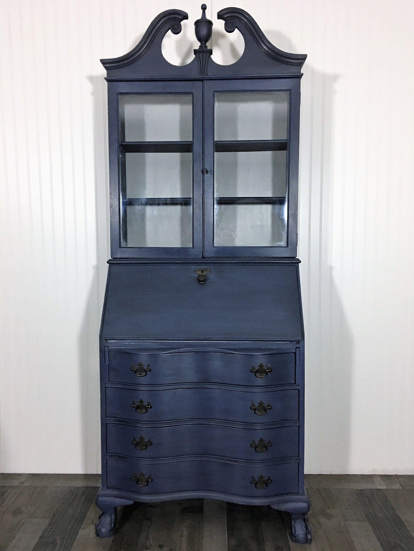 Yankee Blue Chalk Paint Dark