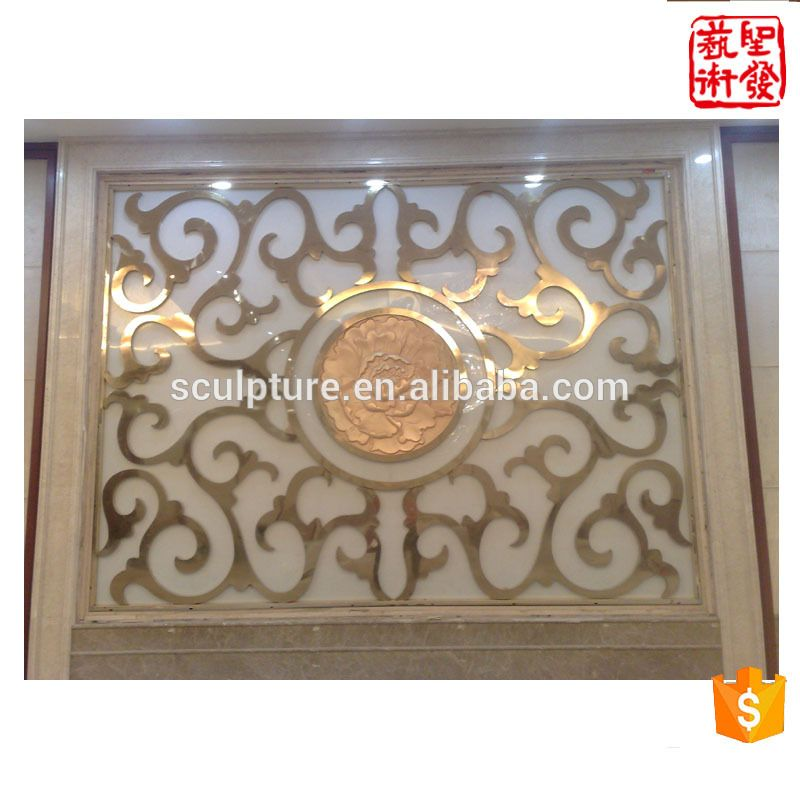 New Product Decoration Vintage 3D Wall Hanging Metal Art ...