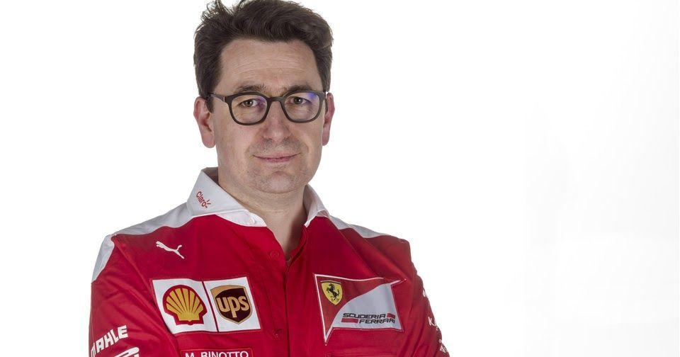 Ferrari Replaces Technical Director James Allison With Engine Chief Mattia Binotto #F1 #Ferrari