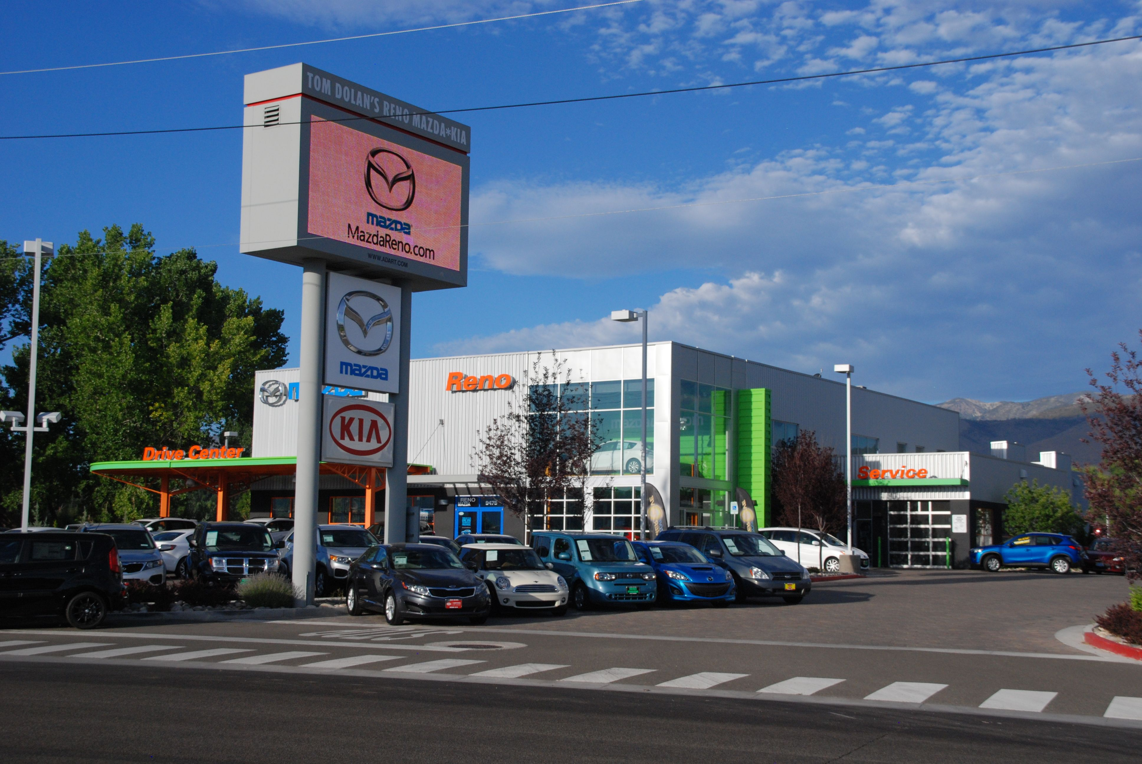 reno mazda kia in on the map check out the cool virtual tour we