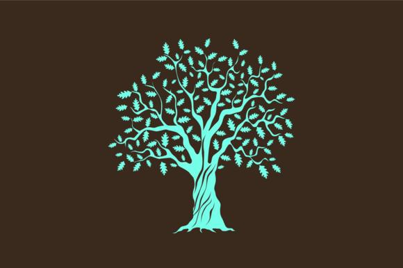 Vector Oak Tree Silhouette Tree Silhouette Oak Tree Silhouette Oak Tree Tattoo