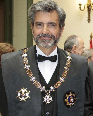 El presidente del Consejo General del Poder Judicial, Carlos Lesmes. Foto: CGPJ.