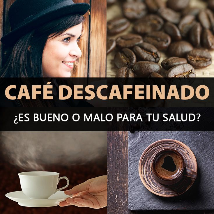 propiedades cafe descafeinado para salud