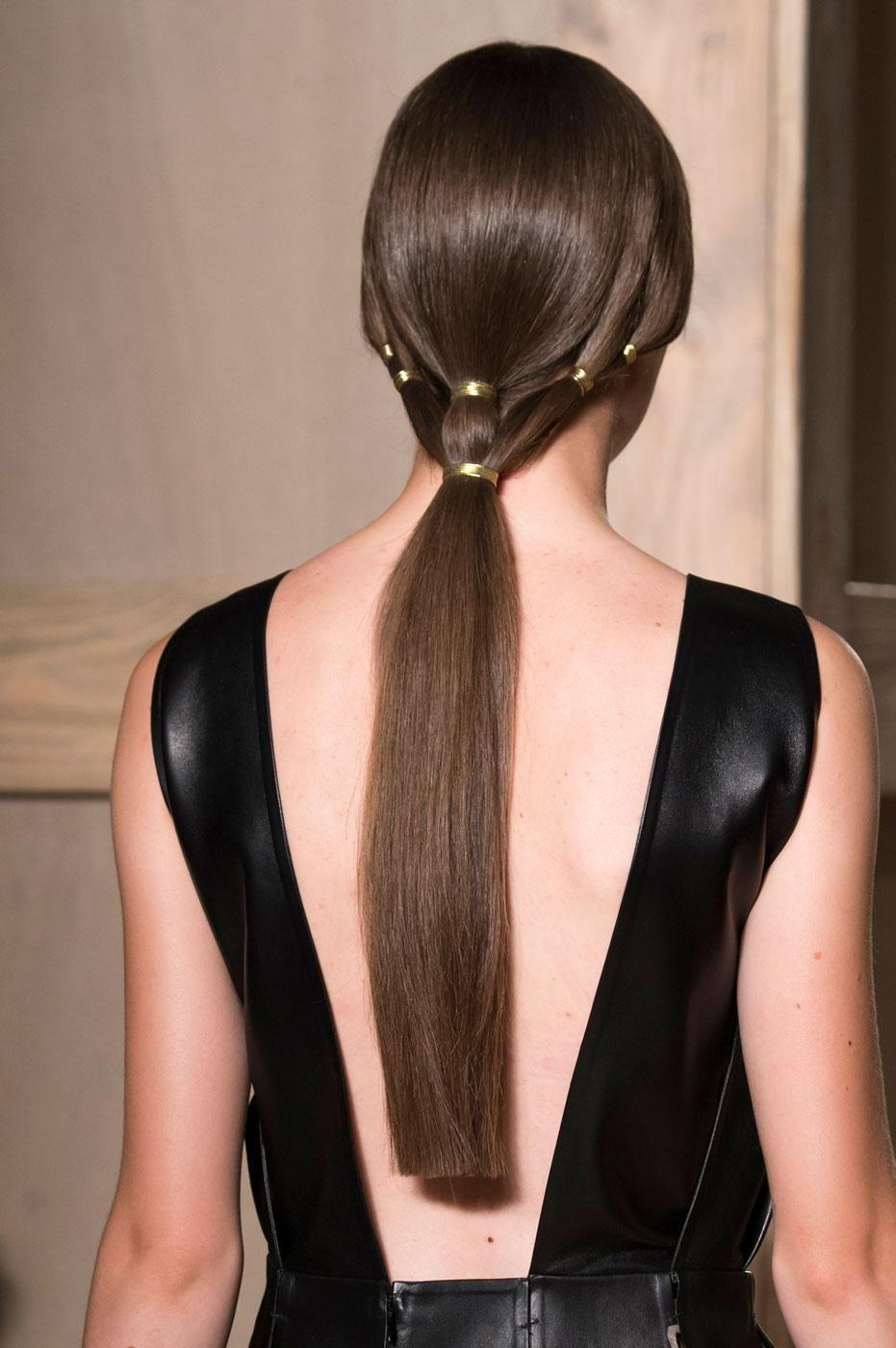 Des idées de coiffures de fêtes pour toutes les têtes