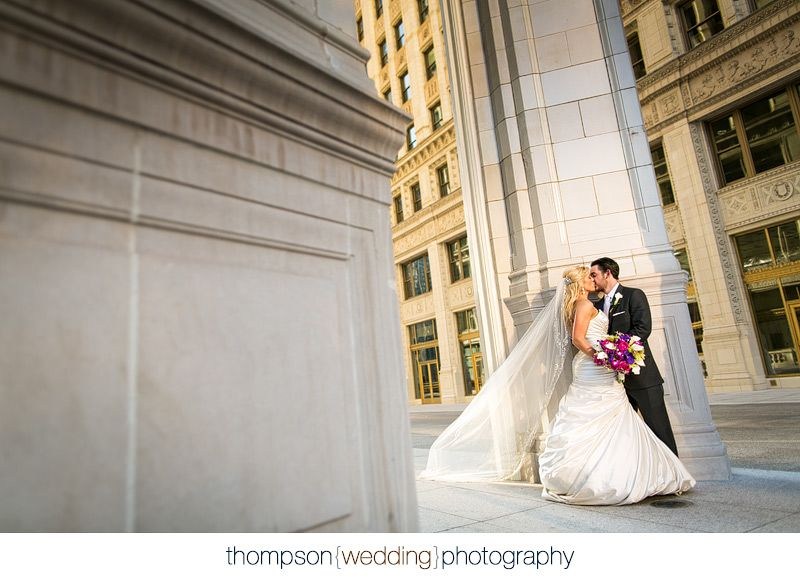 Alyssa & Thomas {Married} Preview  Photo by Peter Thompson Photography  Wedding Planner Tying the Knot, Hinsdale